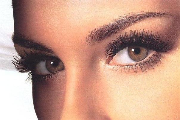 Глаза без морщин